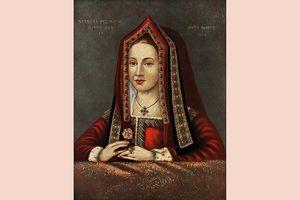Elizabeth of York, 1501