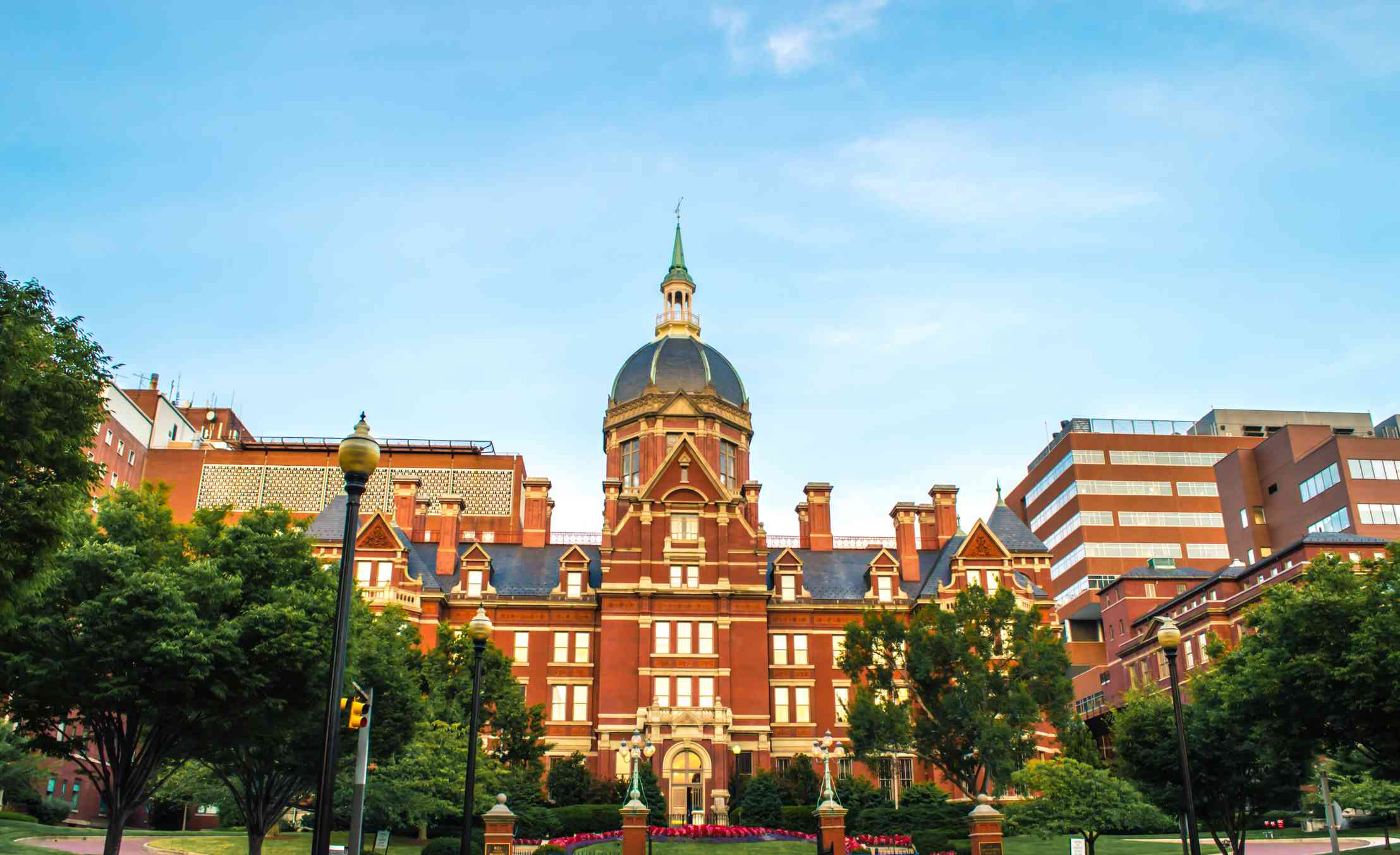 Facultad de Medicina de la Universidad Johns Hopkins