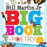 The Bill Martin Jr Big Book of Poetry - Cover