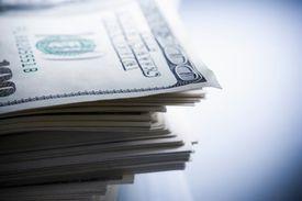 Billetes de $100 dólares americanos