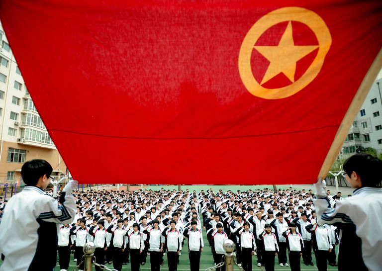 China Marks Youth Day