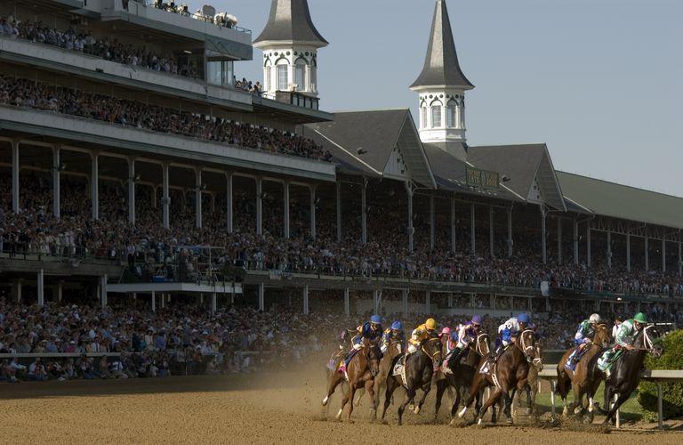 Churchill Downs, Kentucky Derby