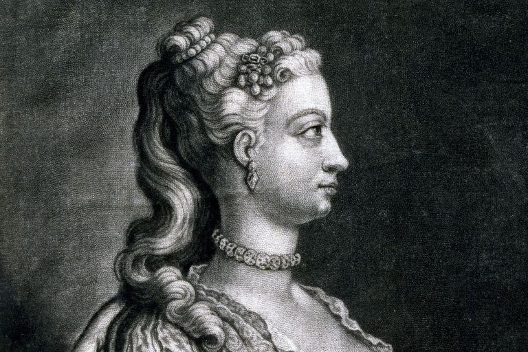 Anne of Hanover, Princess Royal and Princess of Orange