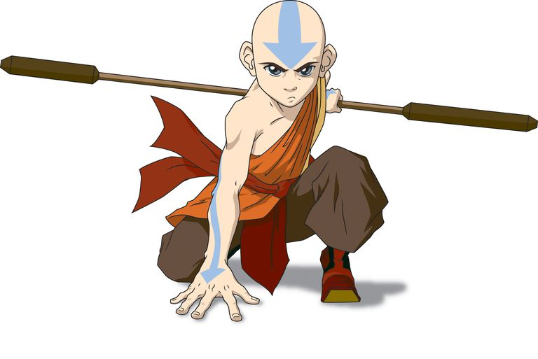 Aang - Avatar the Last Airbender