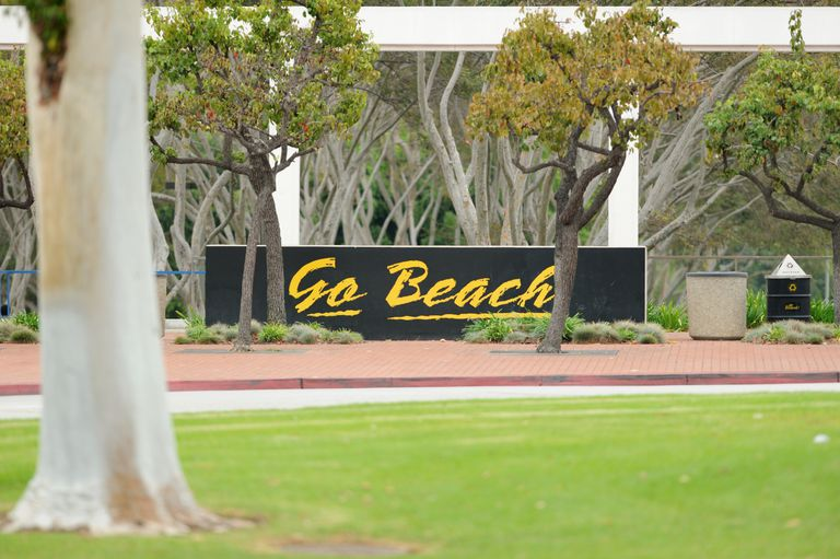 "California State University Long Beach, ""The Beach"""