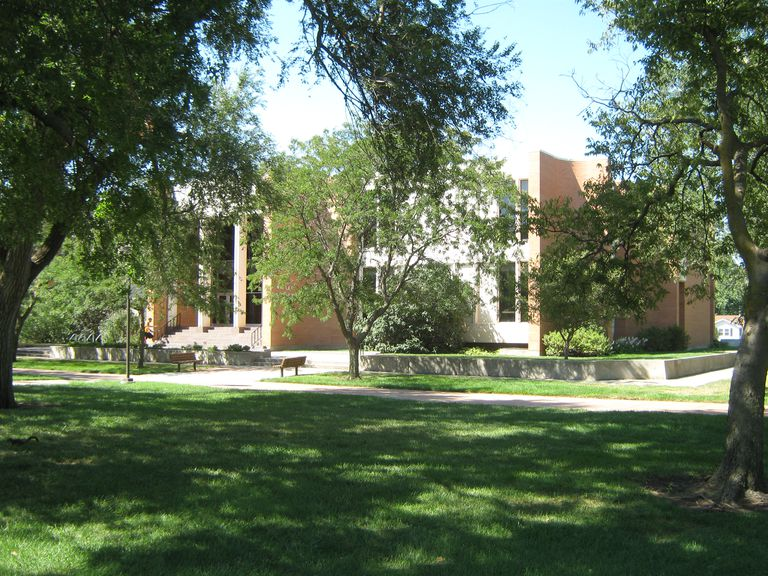 McPherson College Miller Library