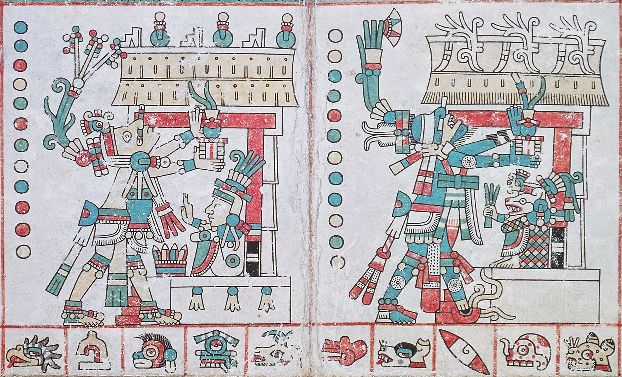 Centeotl The Aztec God or Goddess of Maize