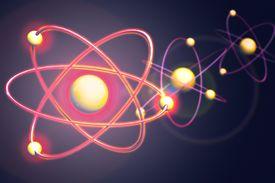 Three atoms