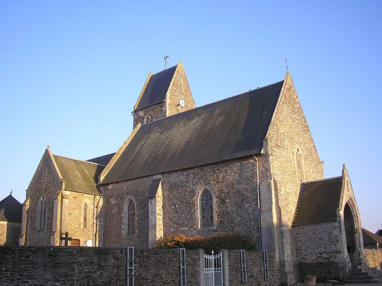 The Sinclair surname may have originated as a habitational name for someone from a place named for St. Clair, such as Saint-Clair-sur-l'Elle in Normandy, France.