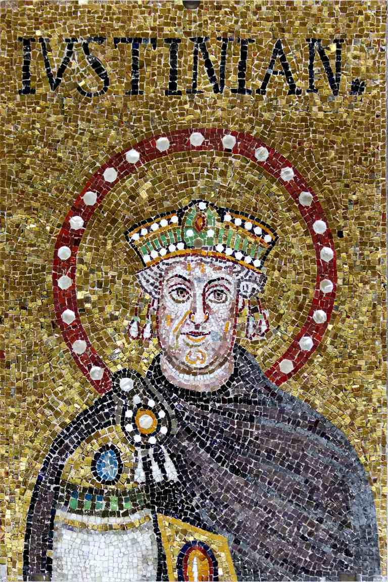 Mosaic of Justinian