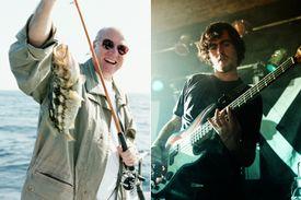 Bass fisher / Bass player