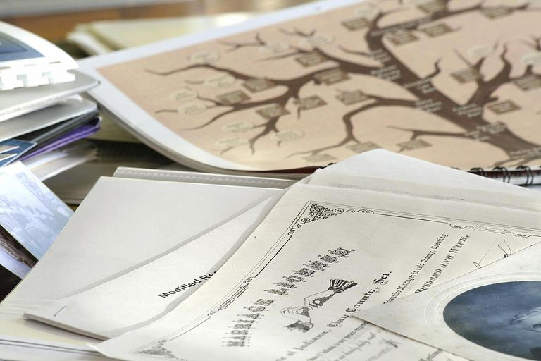 genealogy marriage research
