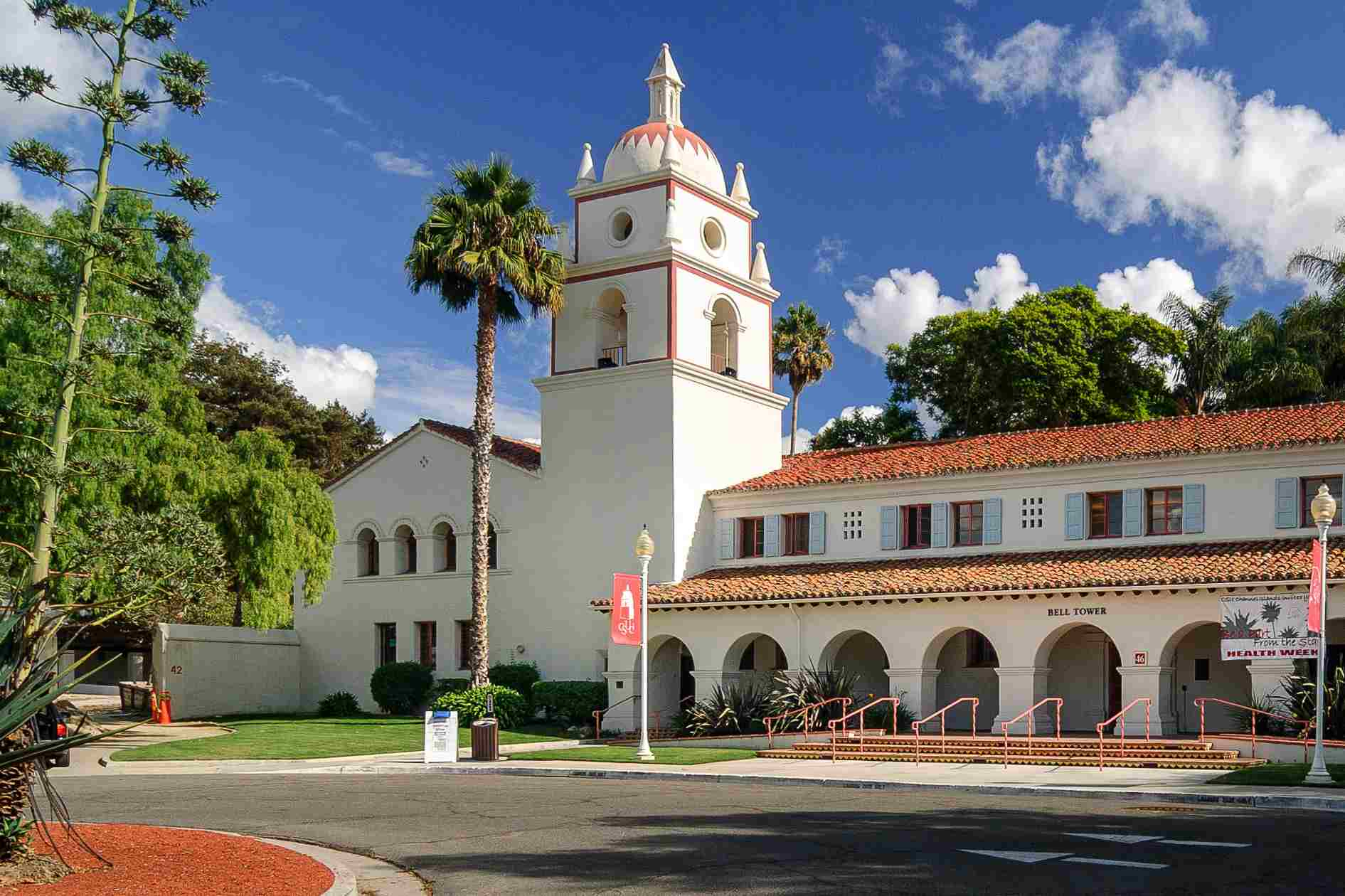 The Bell Tower at CSUCI, Cal State University Channel Islands