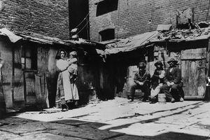 Immigrant Poverty