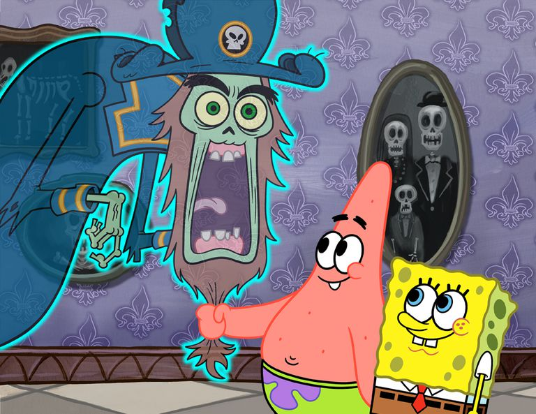 SpongeBob SquarePants - Ghoul Fools