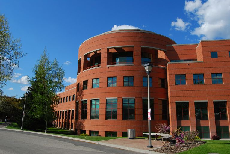 Gonzaga University—Foley Center Library