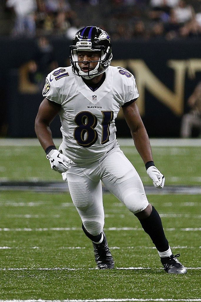 Baltimore Ravens v New Orleans Saints Keegan Reynolds