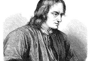 Engraving of Lorenzo de' Medici