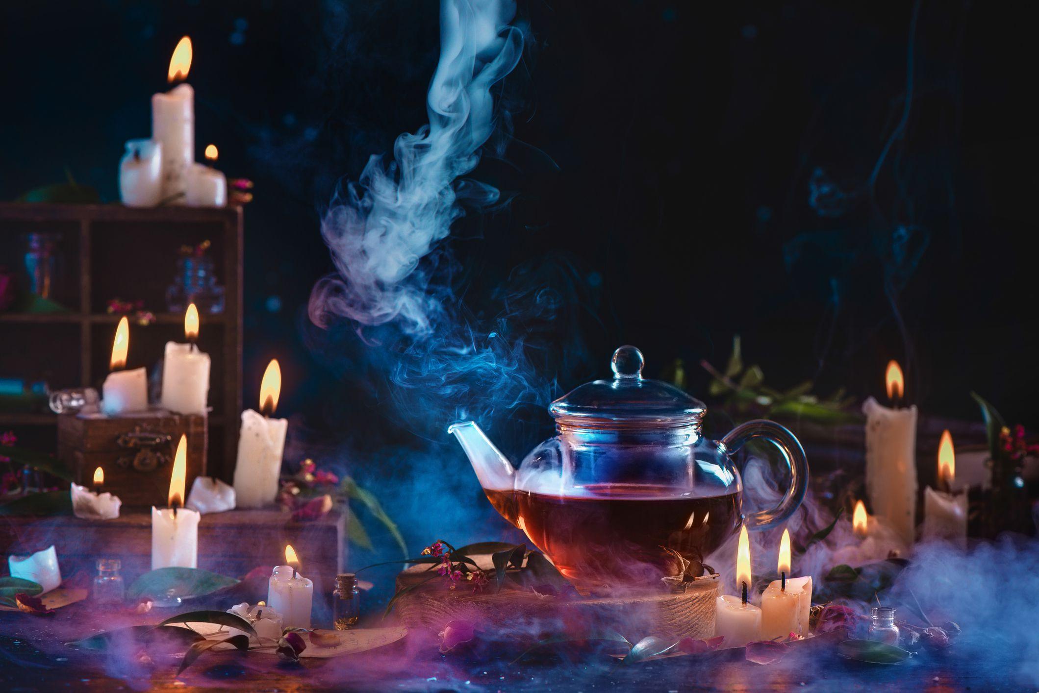 Вечер магии картинки