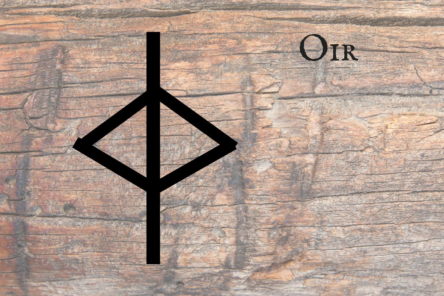 Celtic Ogham Symbols And Their Meanings