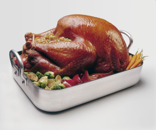 Chemistry shows it's not the turkey that makes you sleepy after a big dinner!