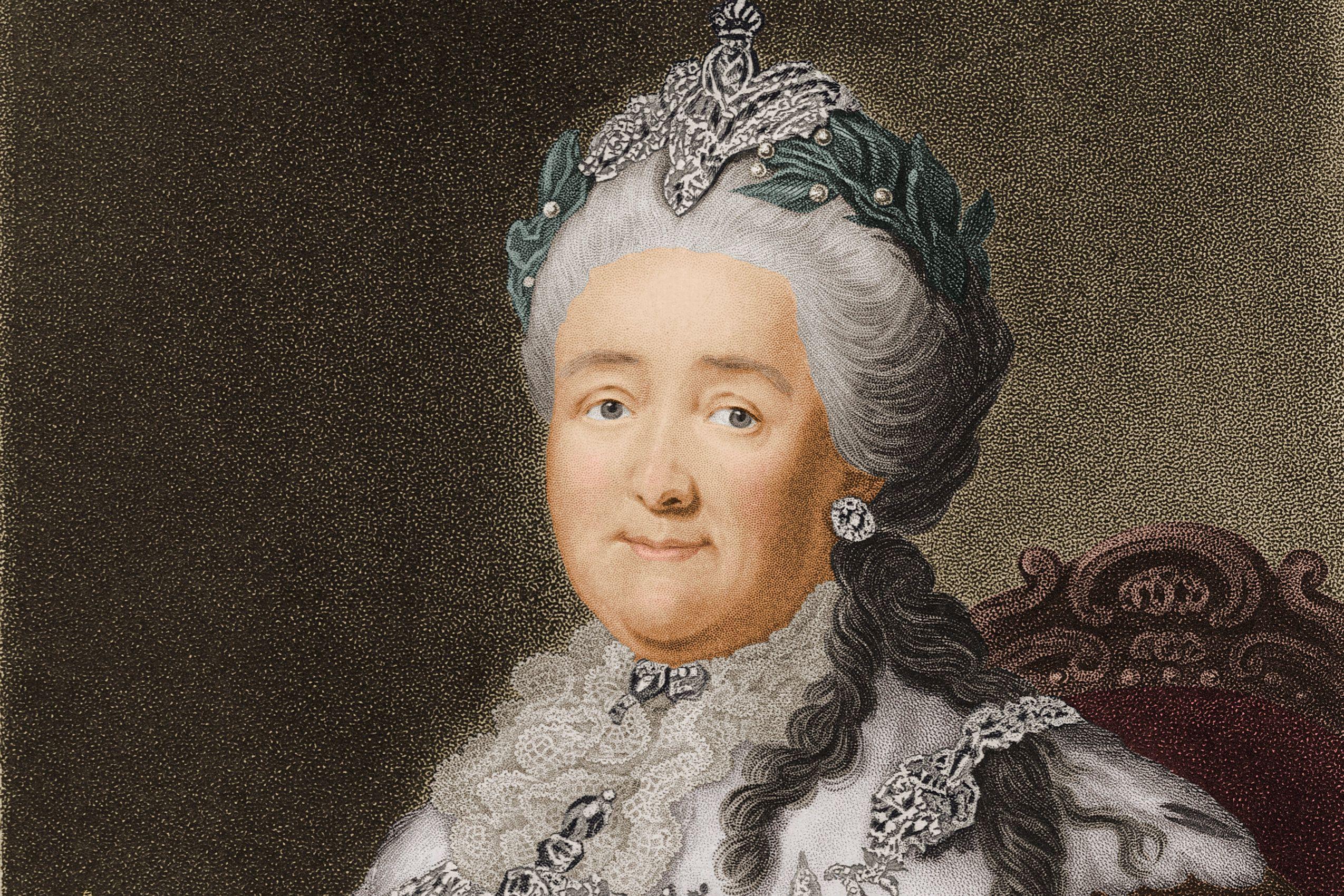 Catherine II of Russia (1729-1796)