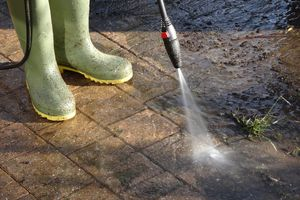 To power wash or not to power wash