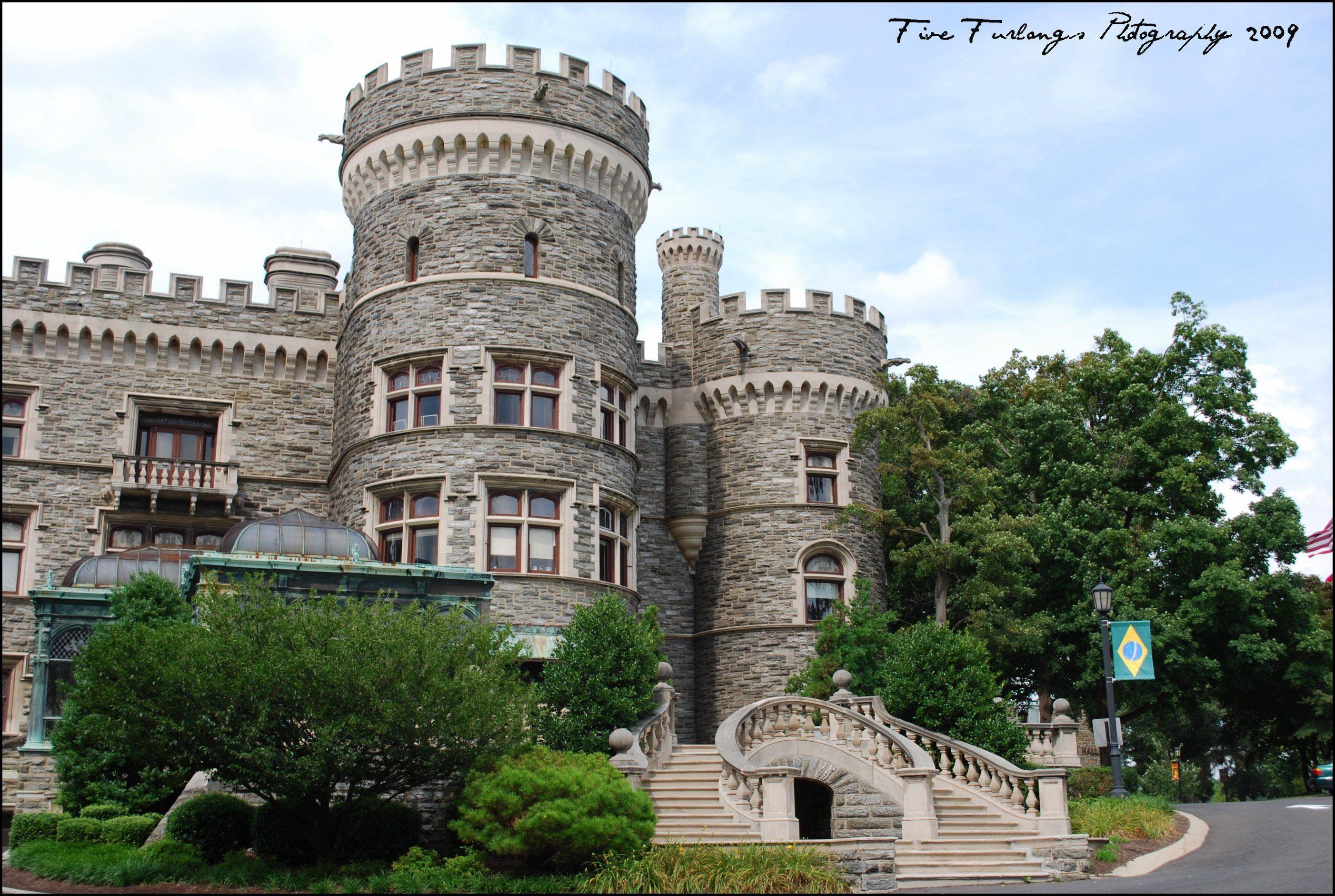 Grey Towers Castle at Arcadia University