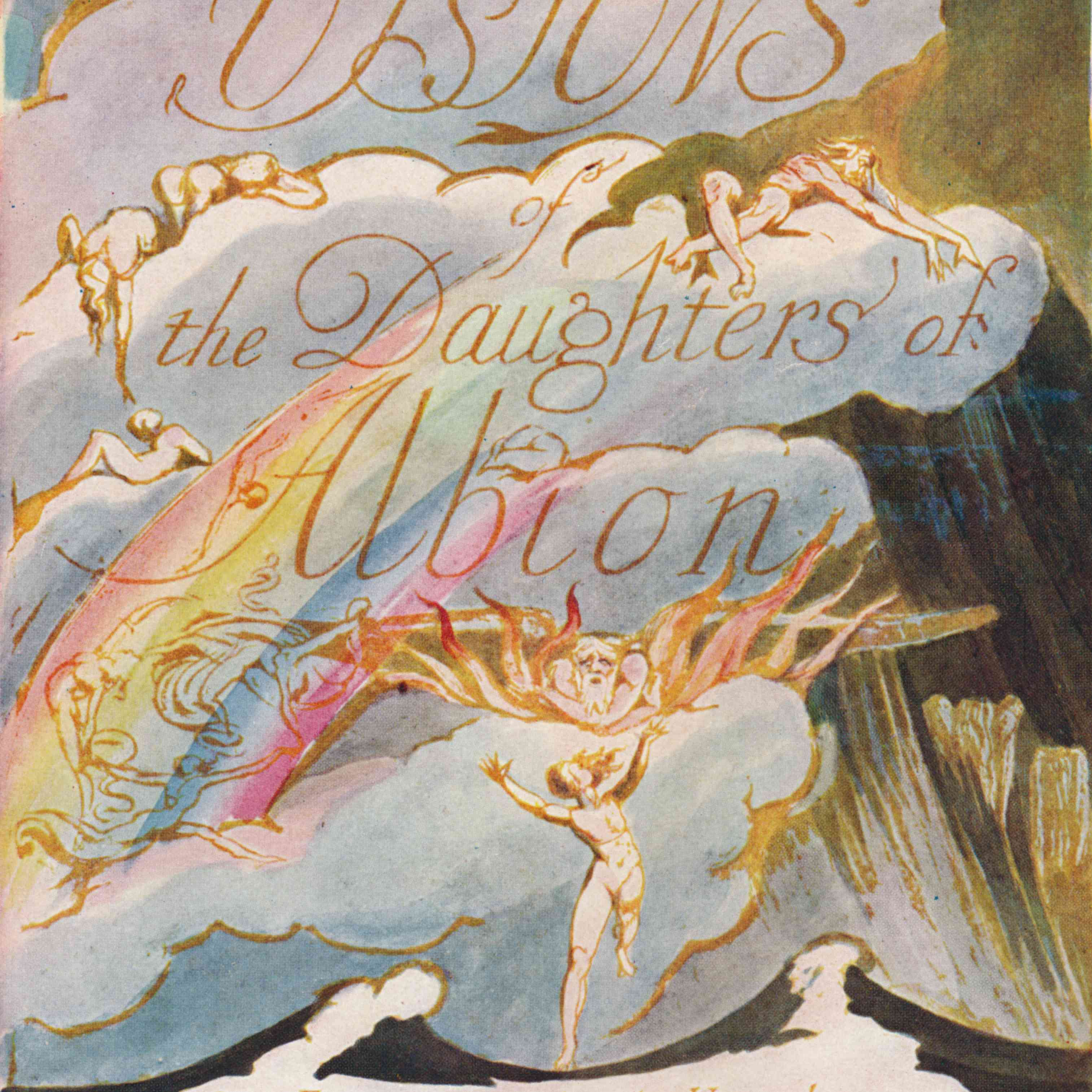 Visions of the Daughters of Albion', 1793