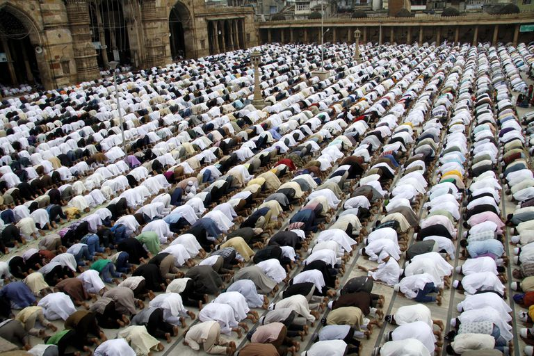 Islamic Worshippers