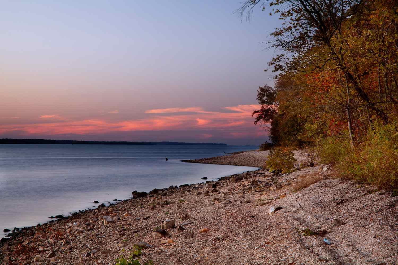 Kentucky Lake at Dusk
