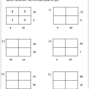math worksheets multiplication magic squares multiplication squares worksheet no