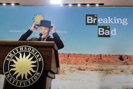 Breaking Bad actor giving speech
