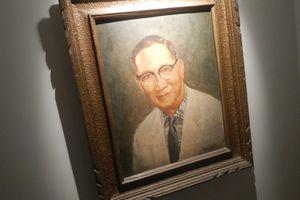 Portrait of Eduardo Quisumbing