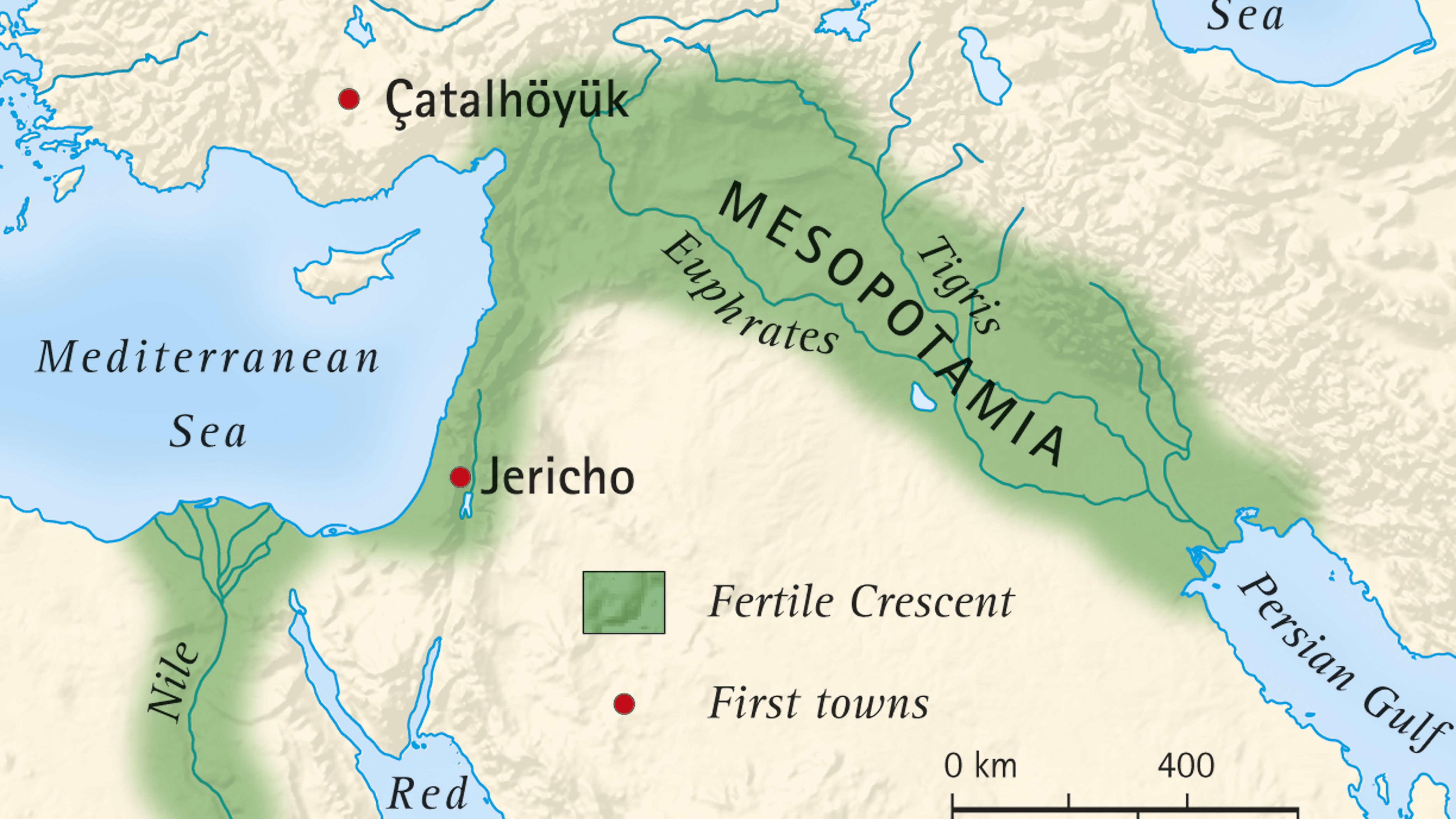 What Was the Fertile Crescent? Red Sea Jordan River Map Of Mediterranean on sea of galilee map jordan river, egypt map jordan river, asia map jordan river, middle east map jordan river, israel map jordan river,