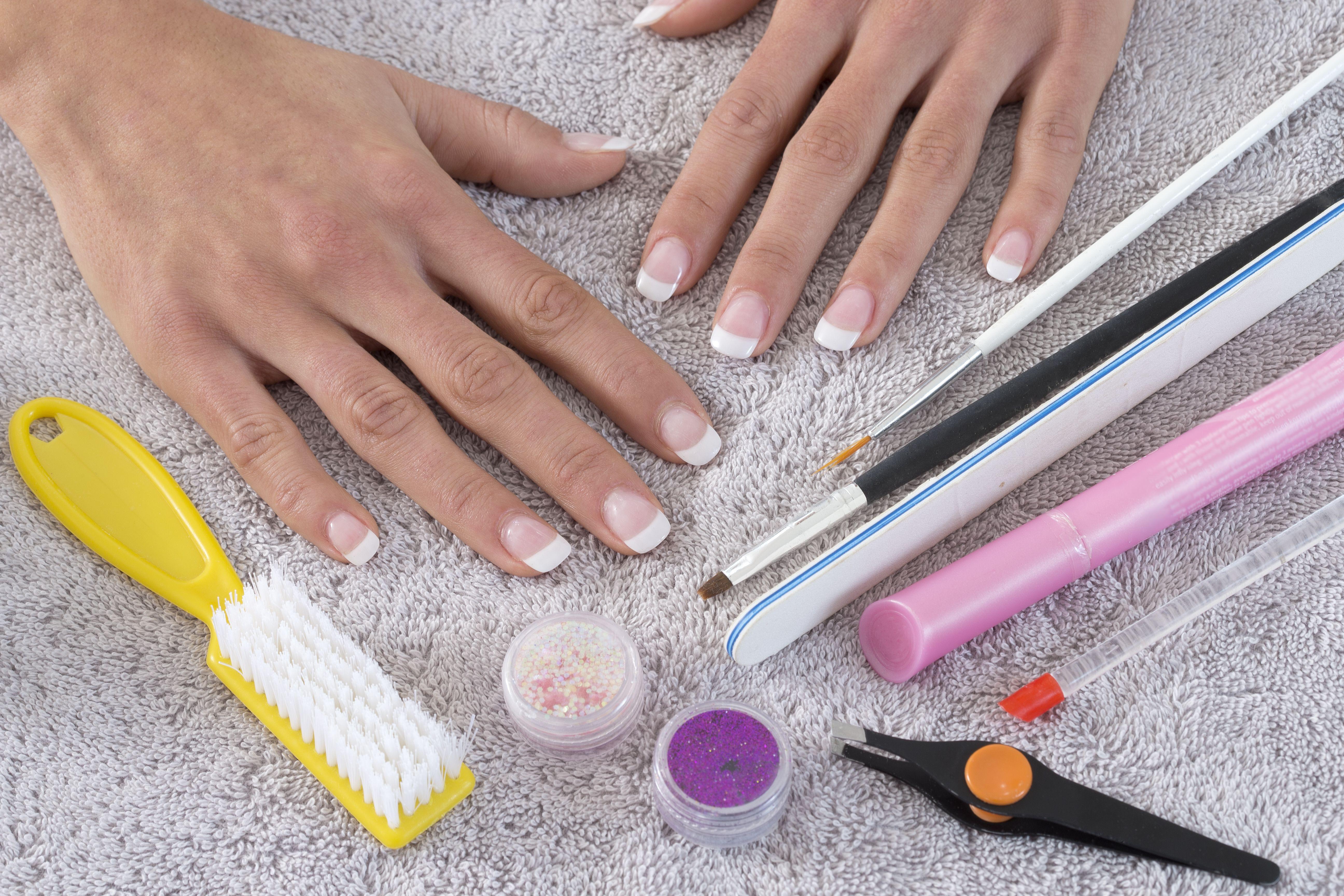 Manicure, Nail Care