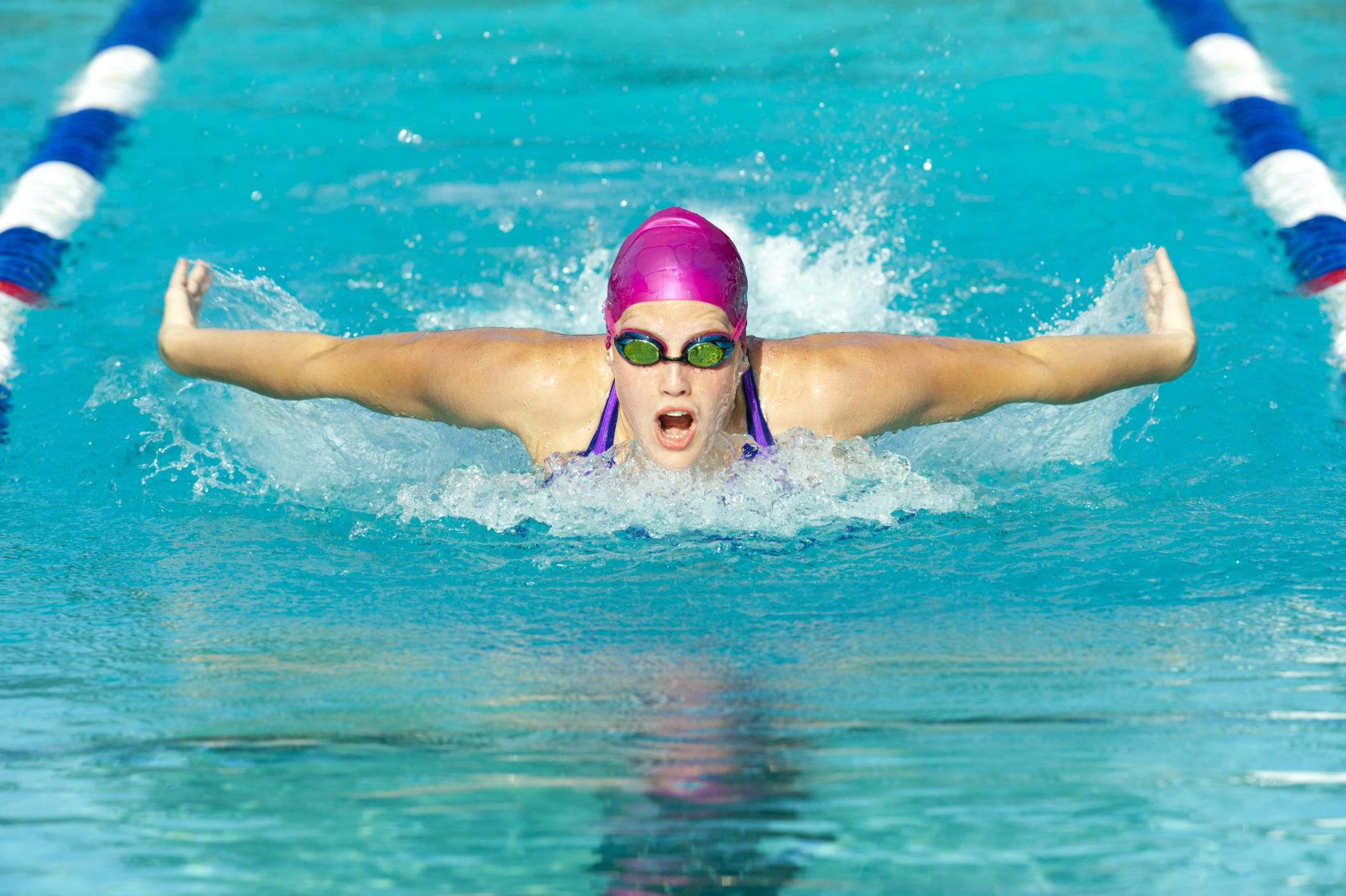how to swim butterfly The butterfly stroke is one of the most difficult swimming strokes because it requires precise technique in addition to good rhythm it is arguably the most aesthetically pleasing stroke, a balance between power and grace.