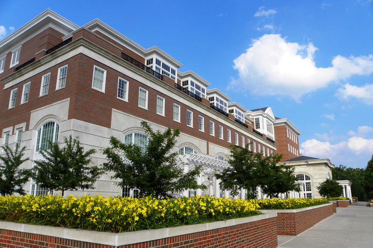 The Baker Center at Ohio University in Miami