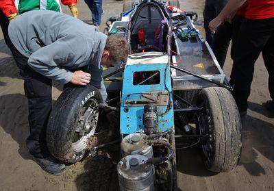 Broken Suspension A B Df Cafdaa