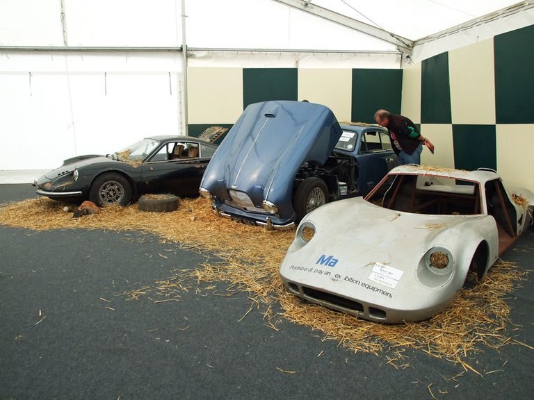 Car Restoration Projects Planning And Purchasing - Classic car projects