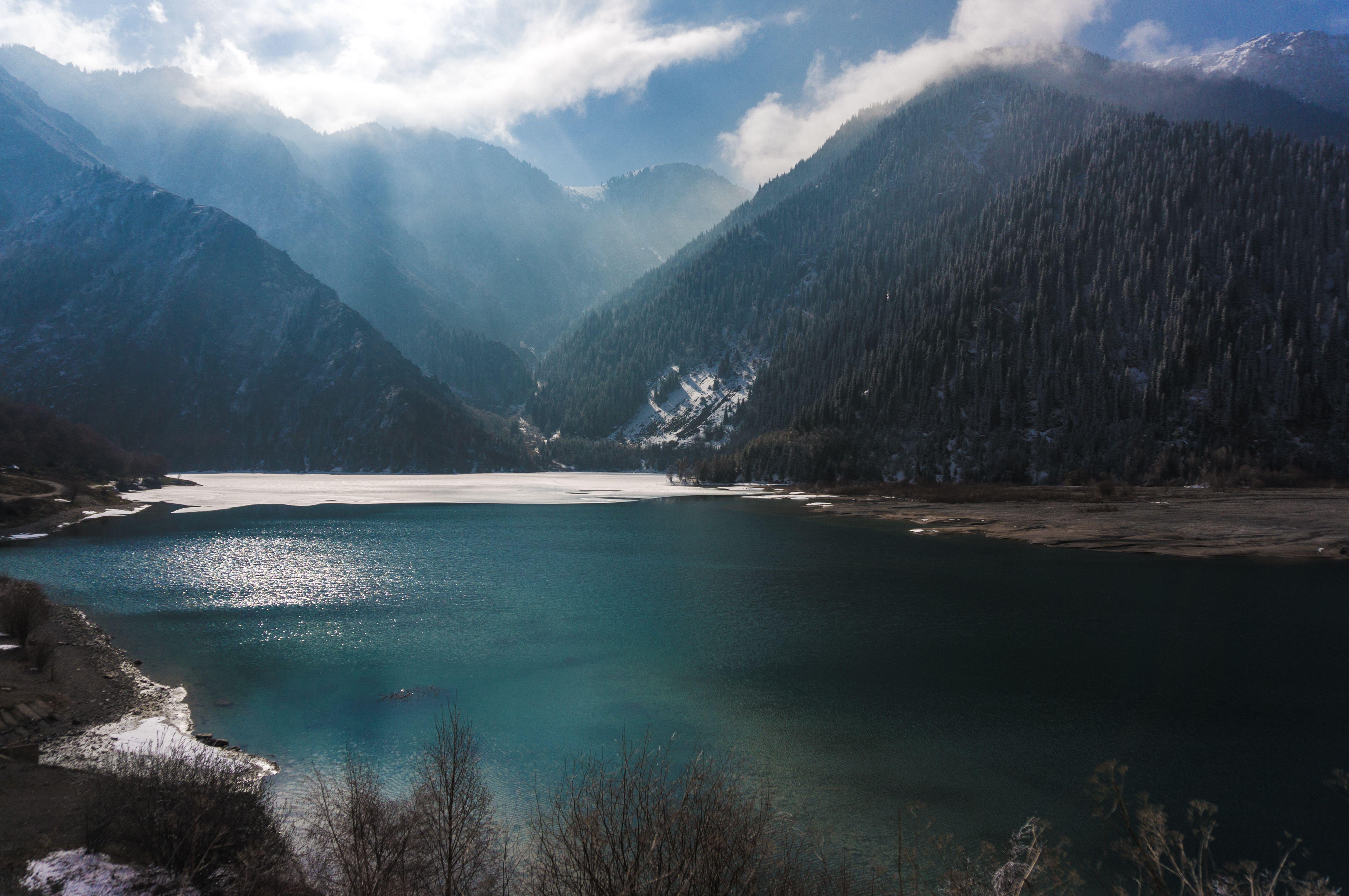 Lake Issyk, Kyrgyztan