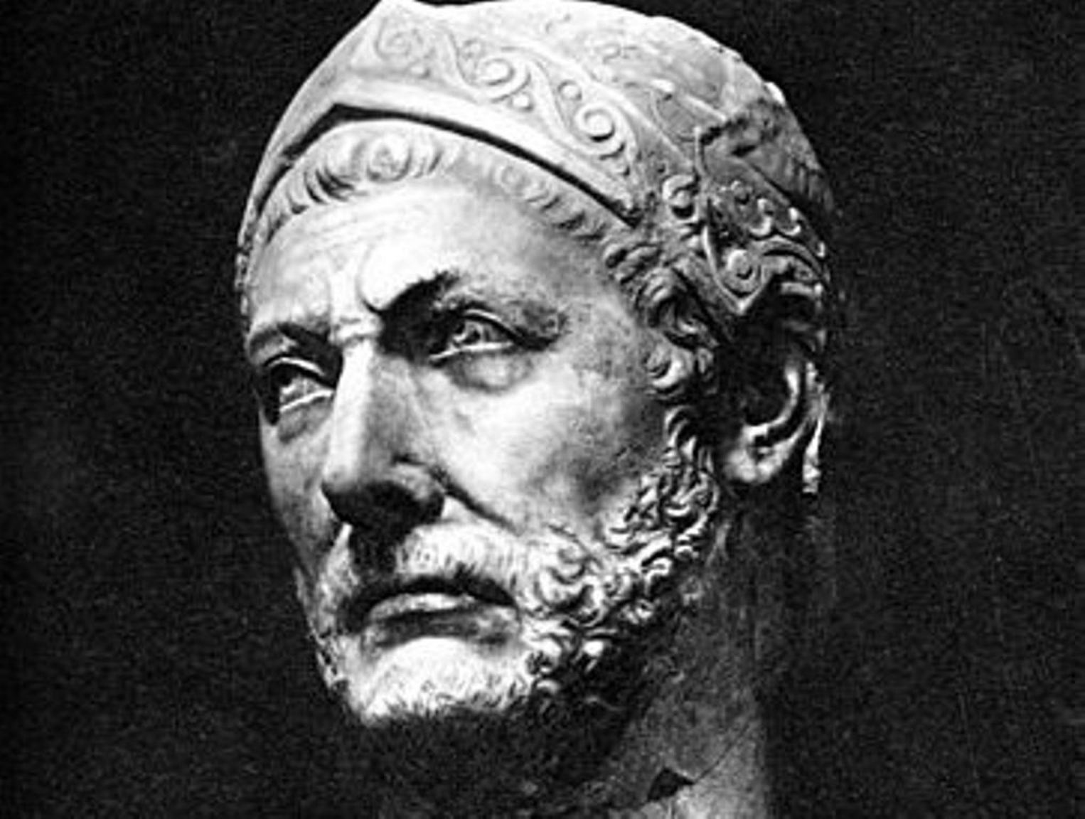 a biography of general hannibal of carthage Hannibal (general) (247-183 bc), carthaginian general, son of hamilcar barca, whose march on rome from spain across the alps in 218-217 bc remains one of the greatest feats in military history before starting, the boy vowed eternal hatred for rome, the bitter rival of carthage.