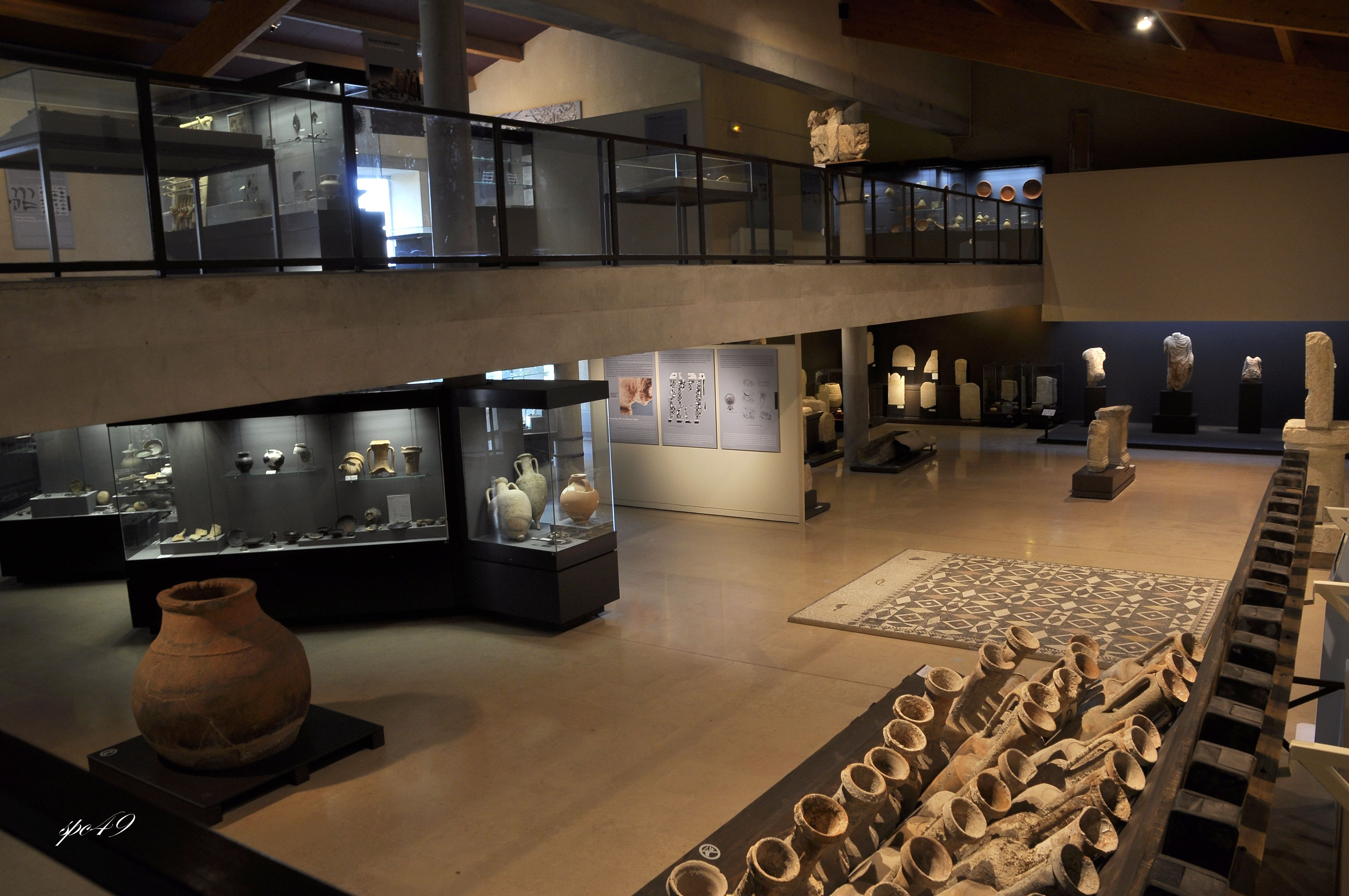 Archaeological Museum at Lattara
