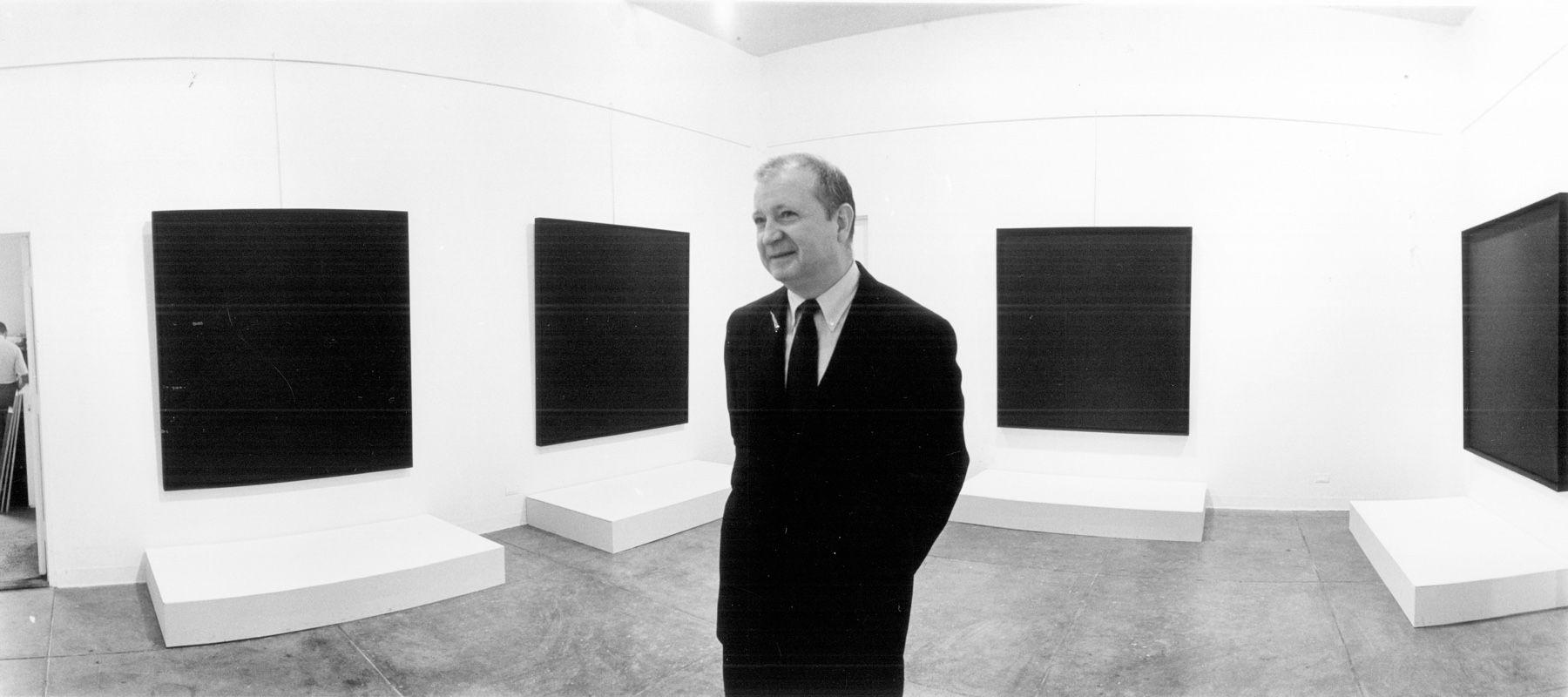 ad reinhardt museum of modern art
