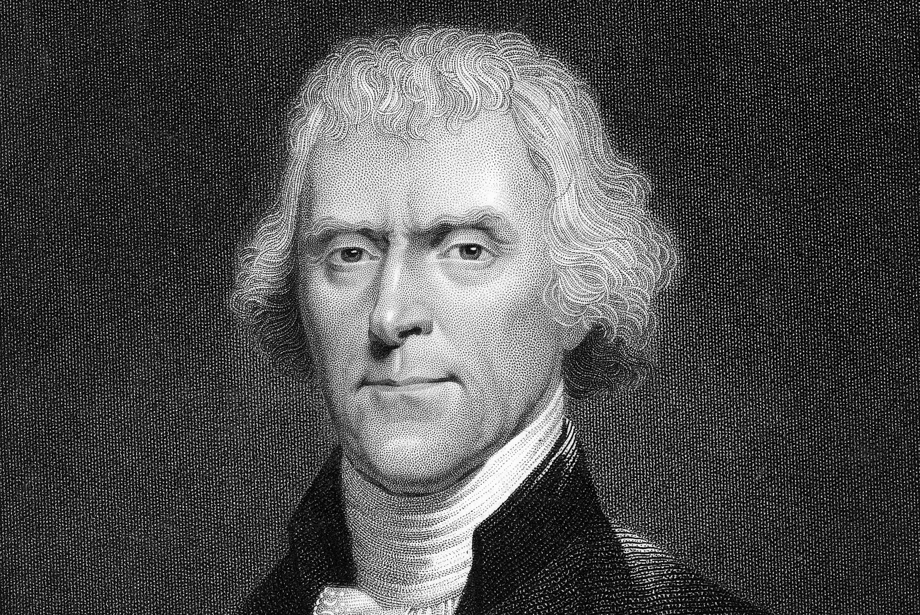 Thomas jefferson facts and brief biography