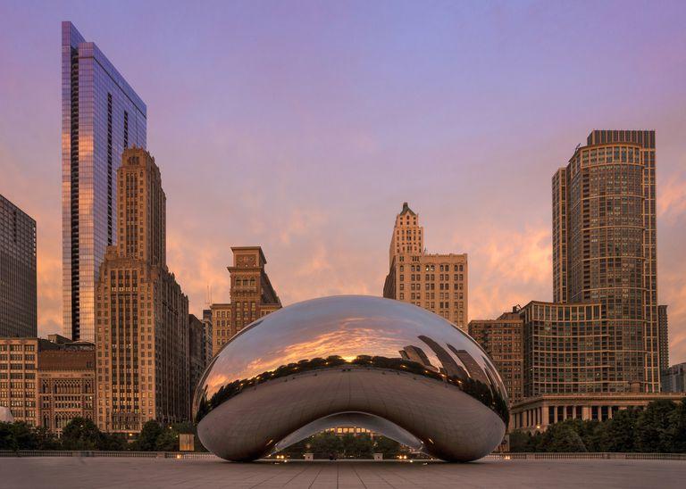 Milennium Park, Chicago