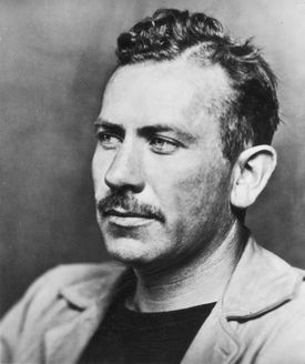 Picture of John Steinbeck