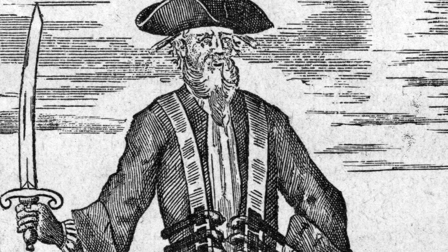 11 Facts About Blackbeard the Pirate