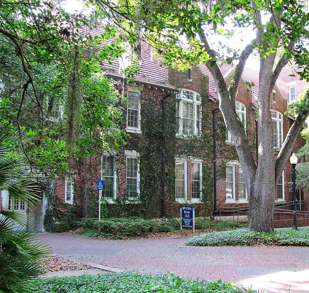 Bryan Hall at the University of Florida