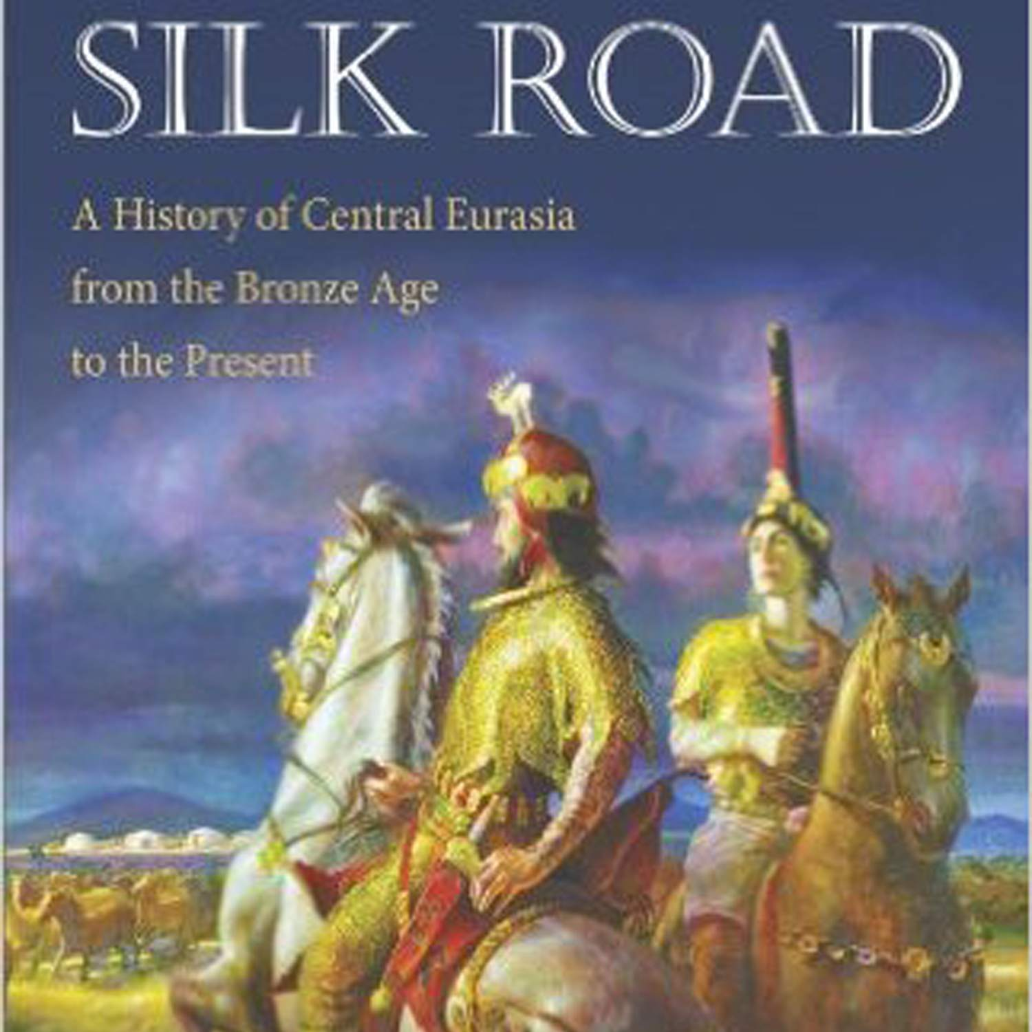 Trading Posts and Cities Along the Silk Road